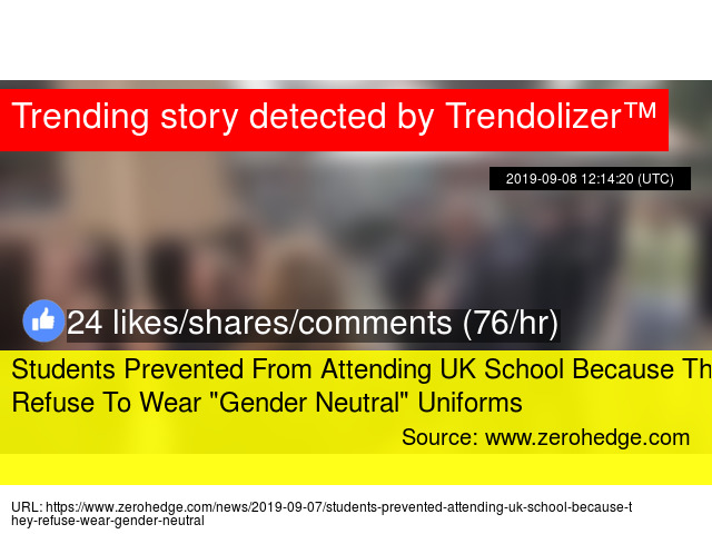 Students Prevented From Attending UK School Because They